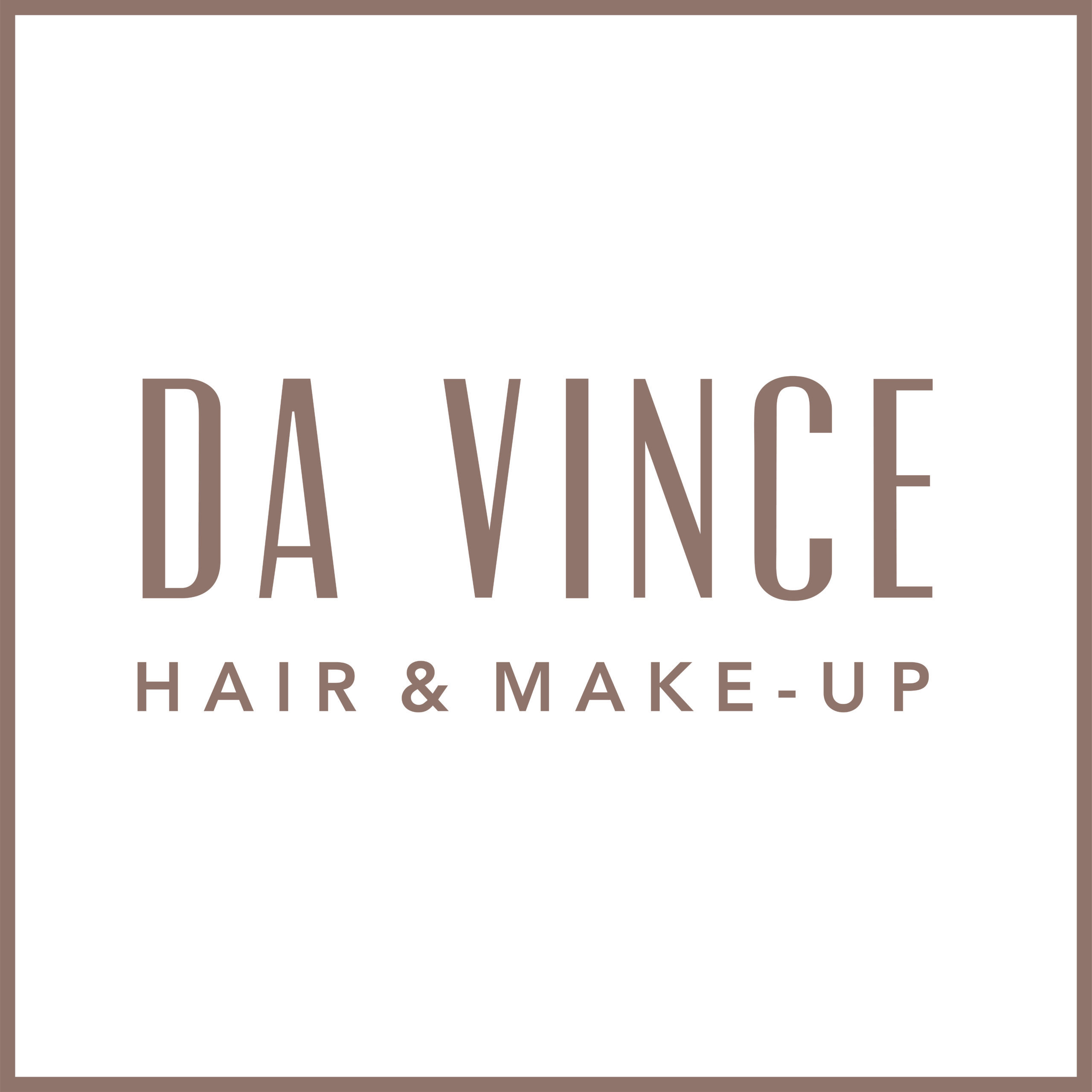 DA VINCE HAIR AND MAKE-UP