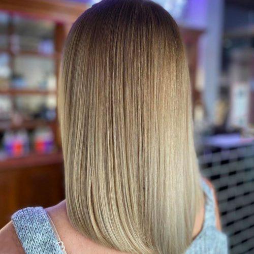 Balayage von DA VINCE HAIR & MAKE-UP
