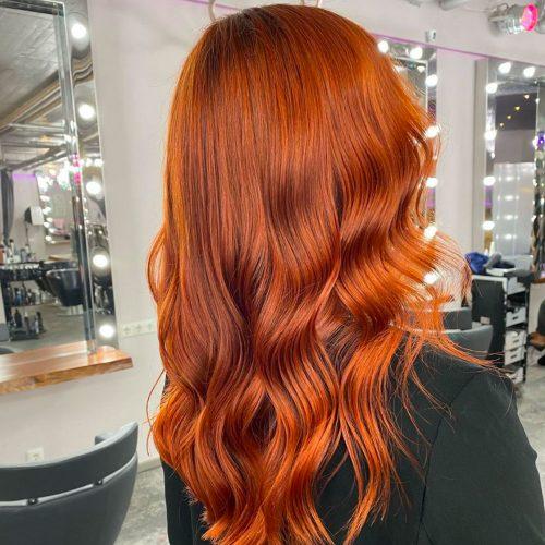 Mutige Farben von DA VINCE HAIR & MAKE-UP