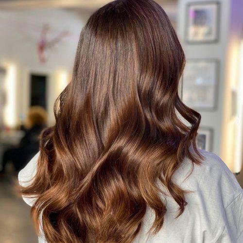 Sarah Lombardi neuer Look by DA VINCE HAIR & MAKE-UP